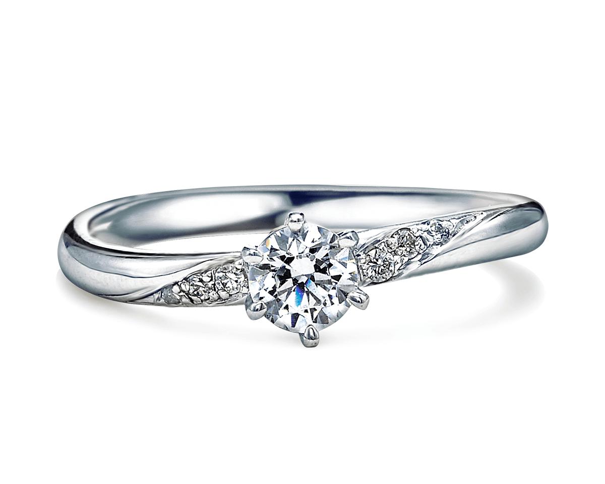 婚約指輪(エンゲージリング)商品ID:1758