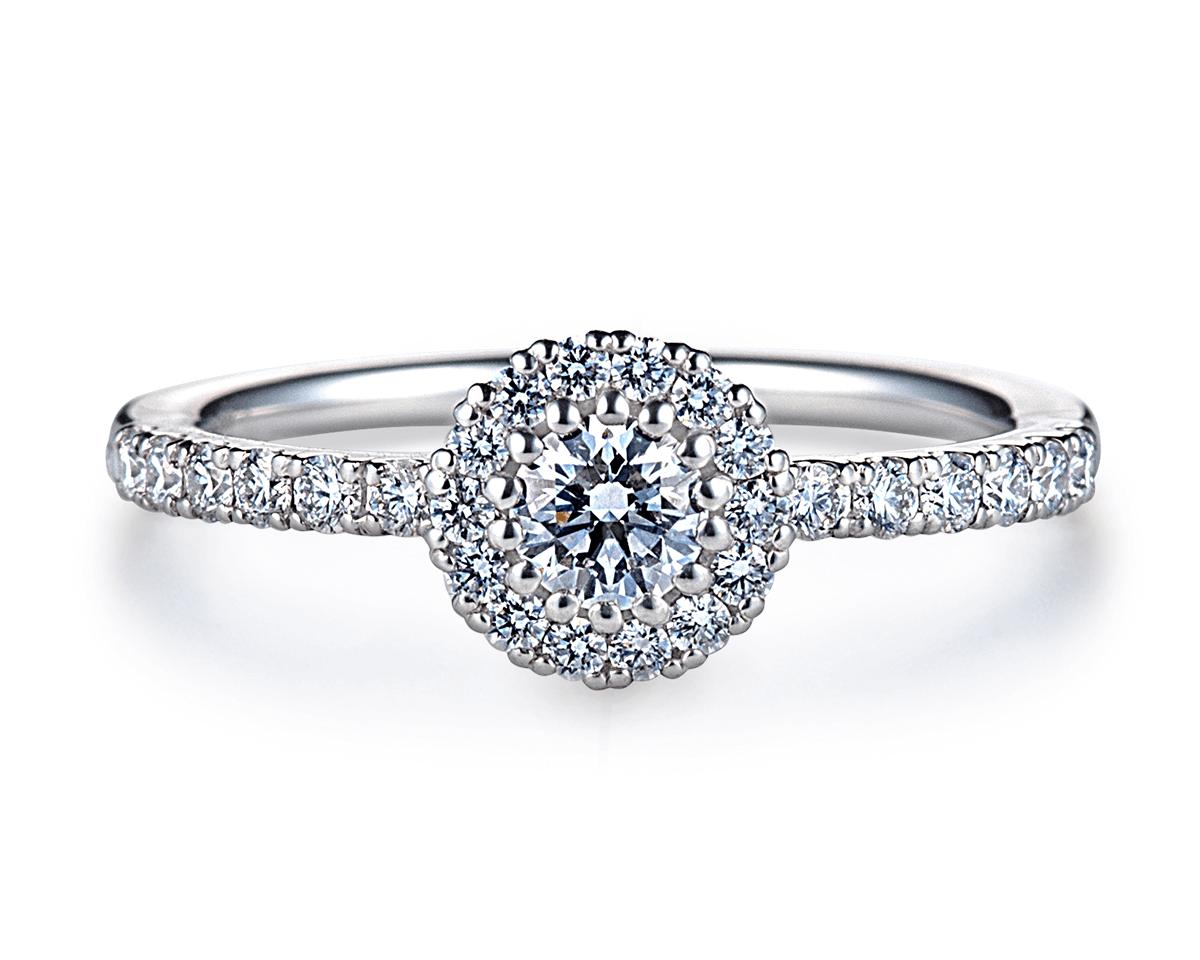 婚約指輪(エンゲージリング)商品ID:2487