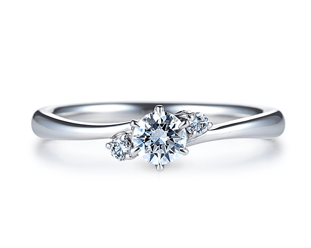 婚約指輪(エンゲージリング)商品ID:3856