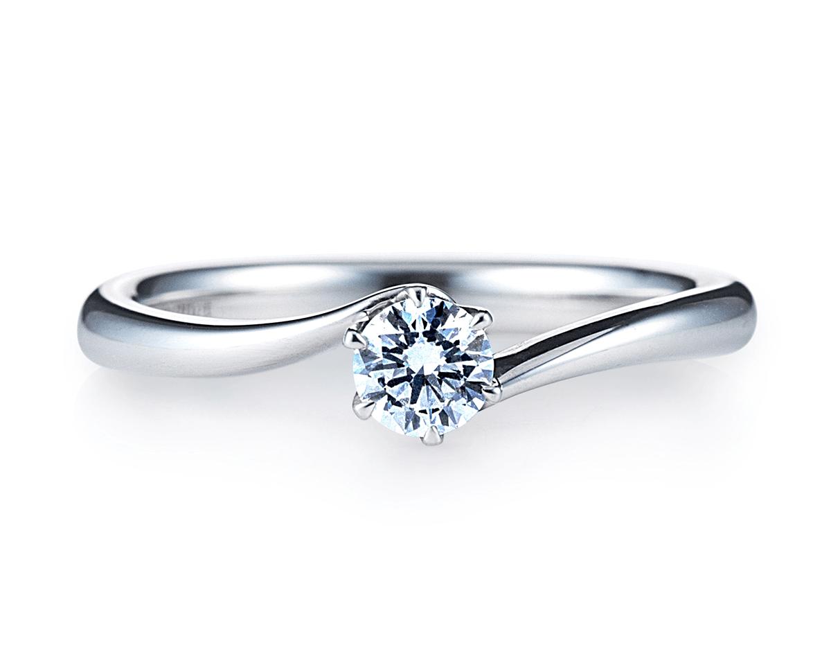 婚約指輪(エンゲージリング)商品ID:3872
