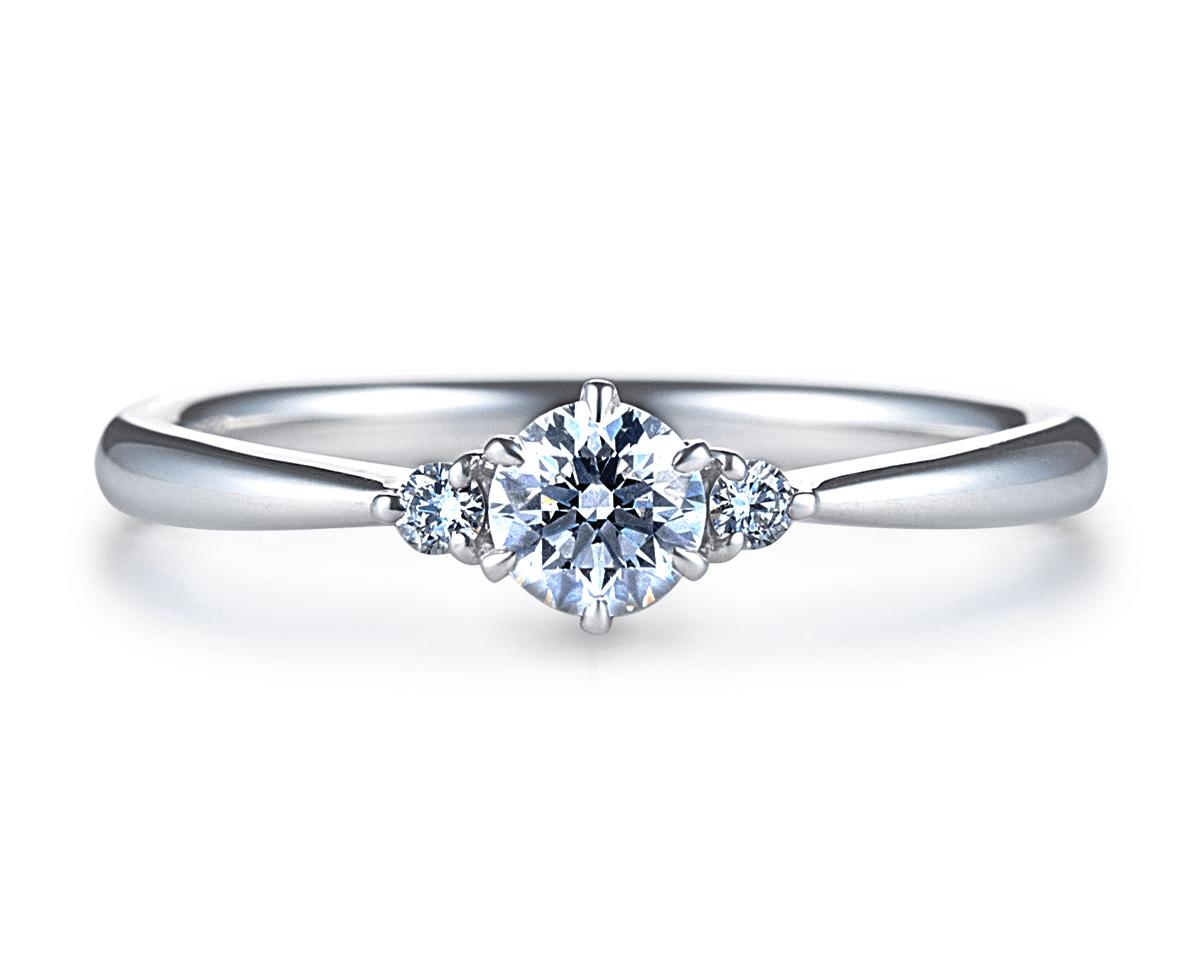 婚約指輪(エンゲージリング)商品ID:3993