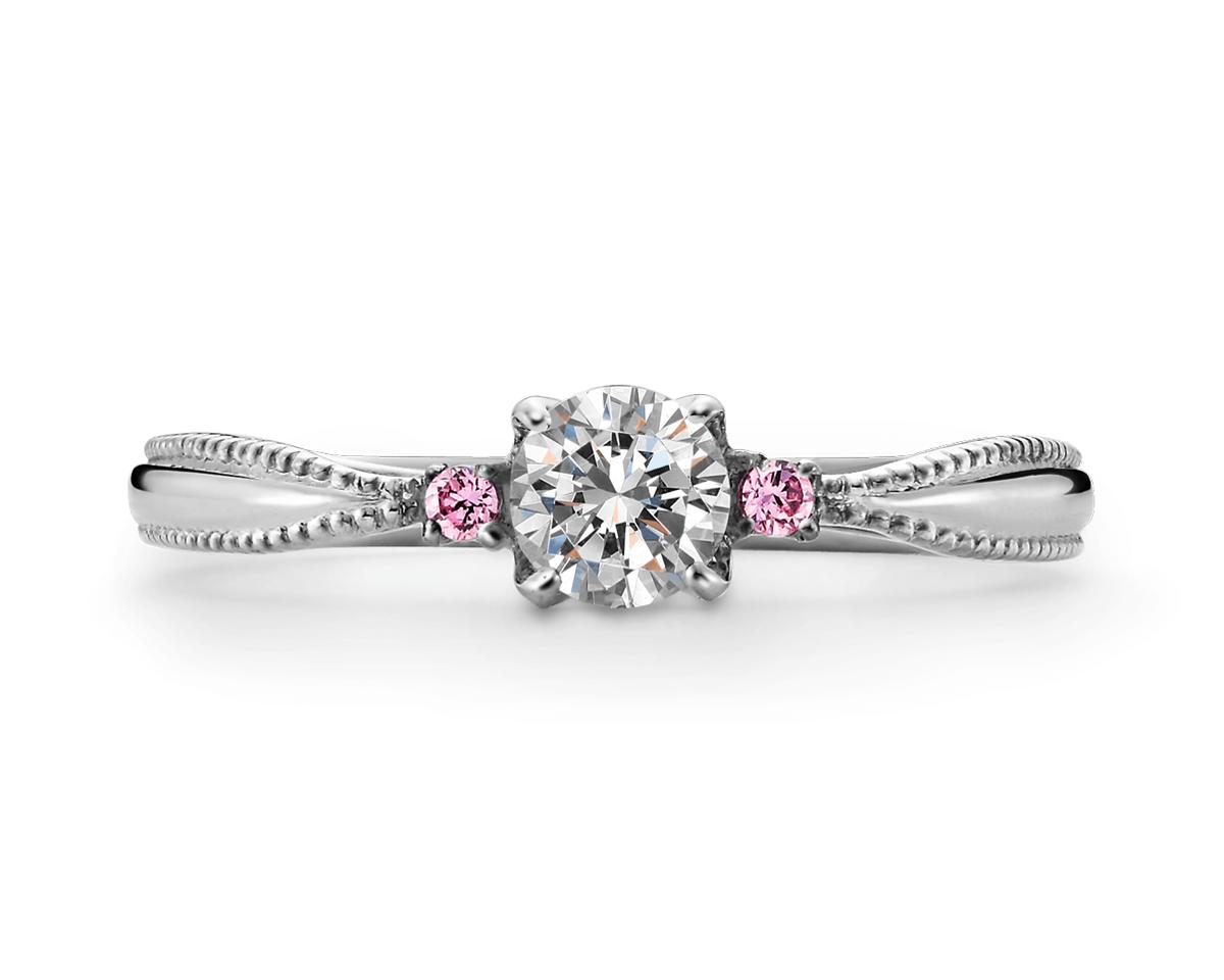 婚約指輪(エンゲージリング)商品ID:4049
