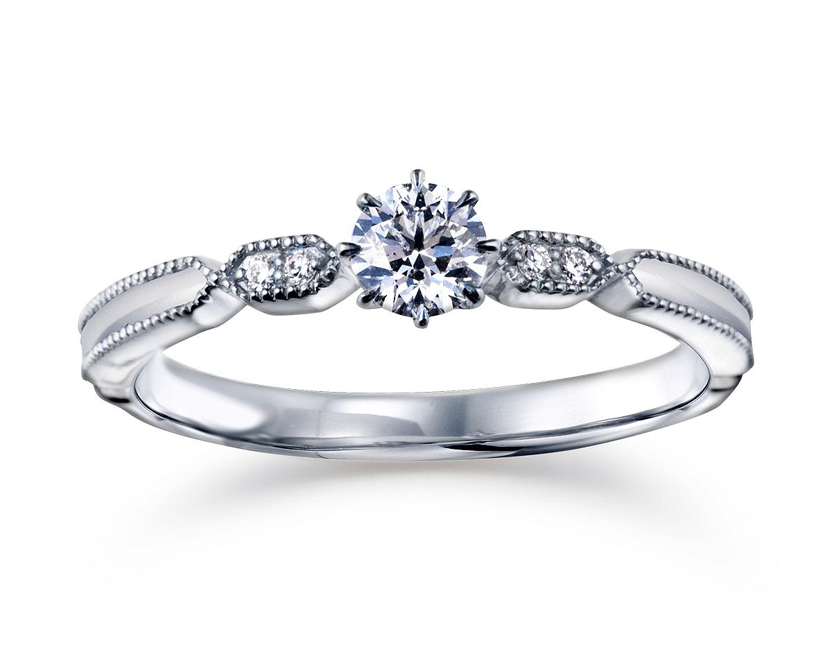 婚約指輪(エンゲージリング)商品ID:4622
