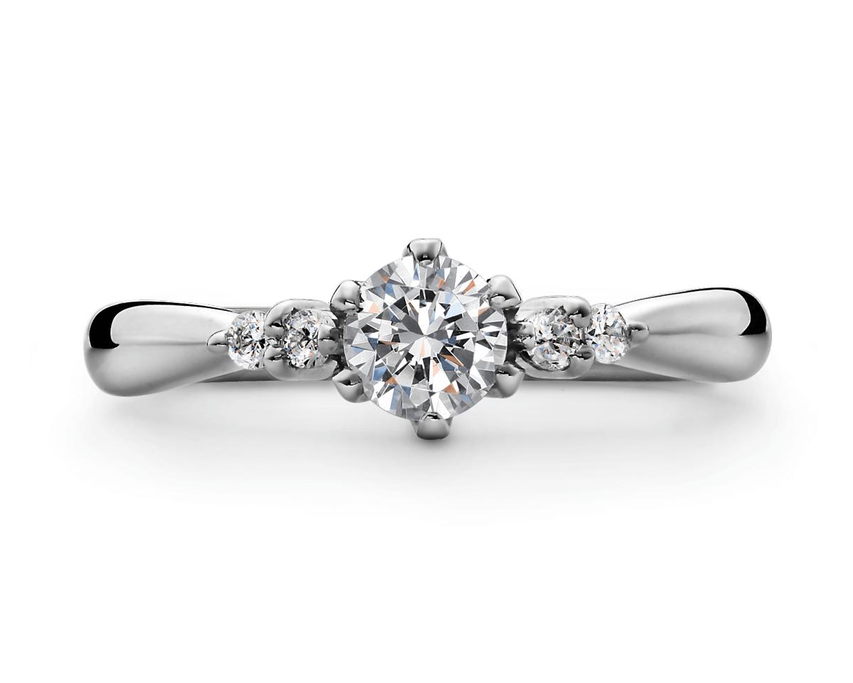 婚約指輪(エンゲージリング)商品ID:4712