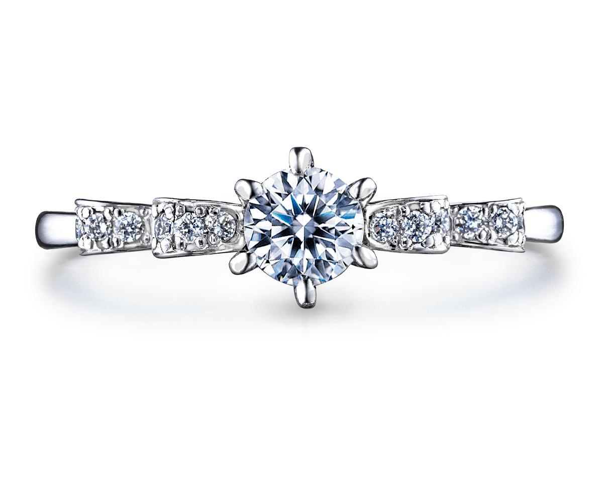 婚約指輪(エンゲージリング)商品ID:5026