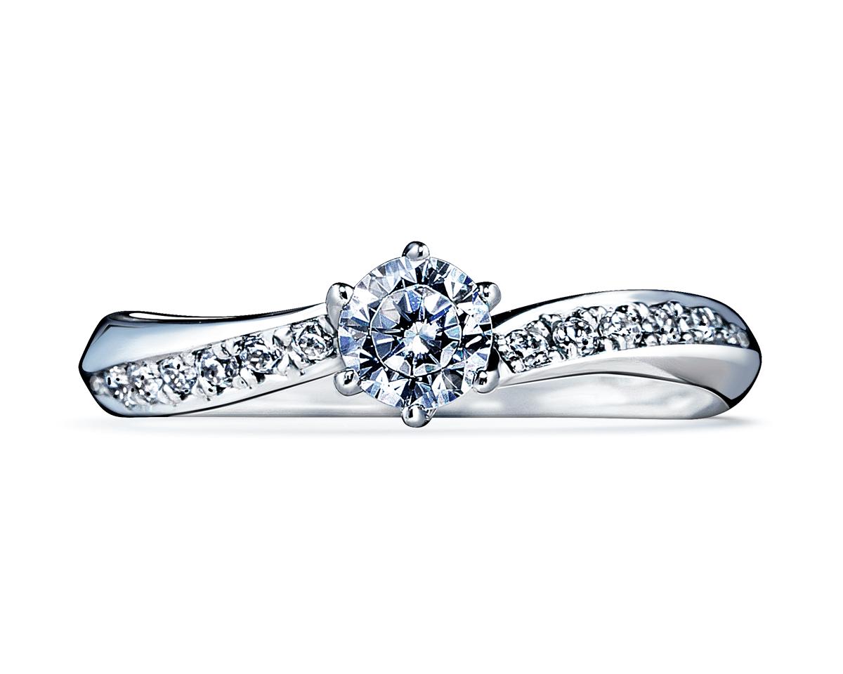 婚約指輪(エンゲージリング)商品ID:372