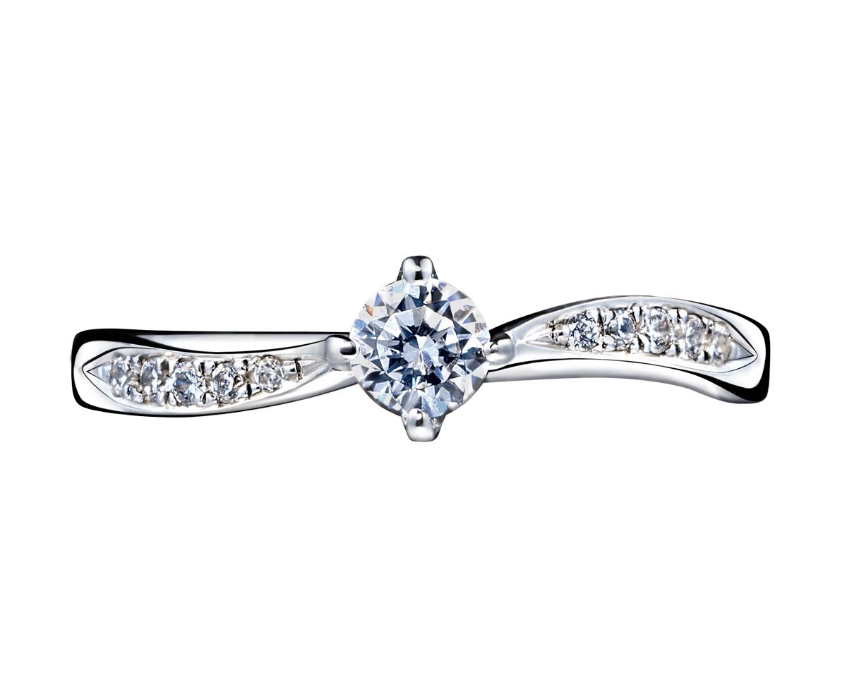 婚約指輪(エンゲージリング)商品ID:3125