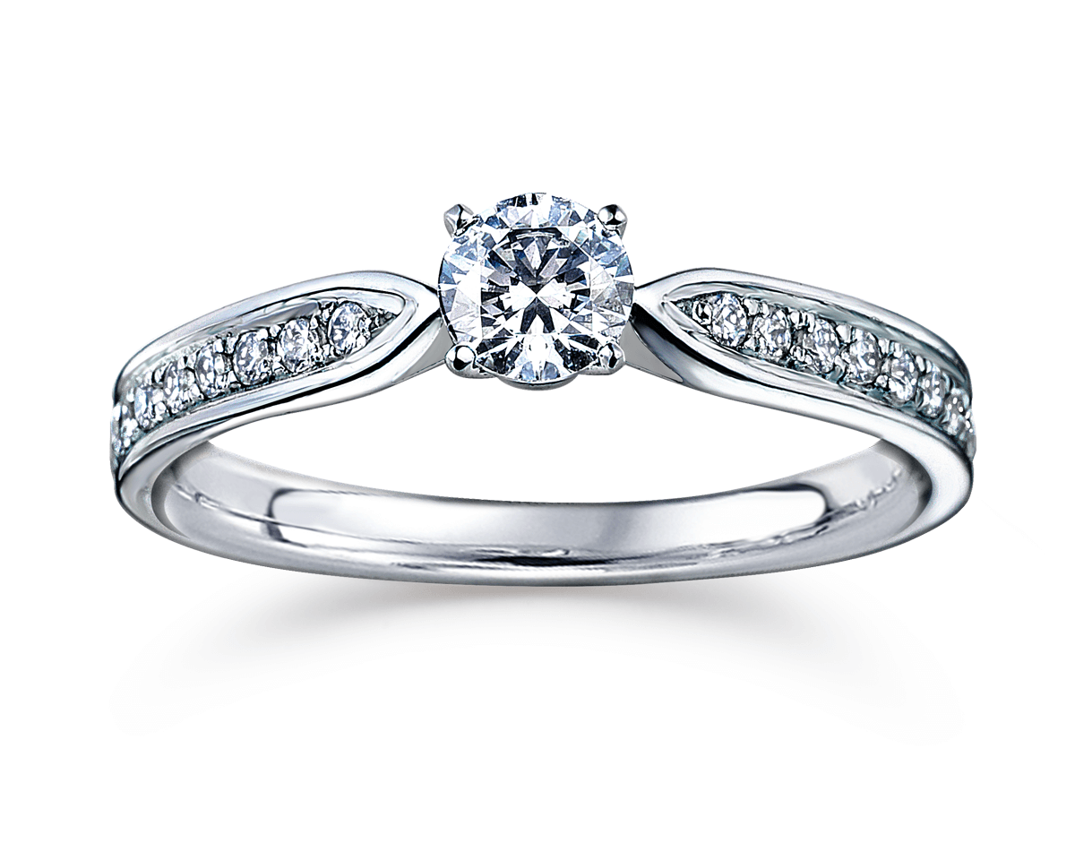 婚約指輪(エンゲージリング)商品ID:3127