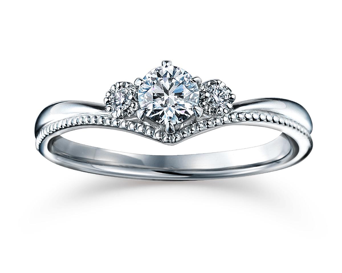 婚約指輪(エンゲージリング)商品ID:3584