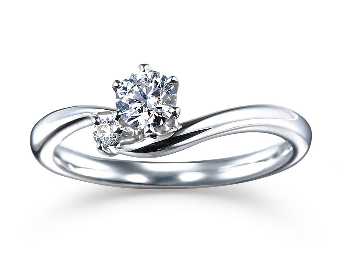 婚約指輪(エンゲージリング)商品ID:3588