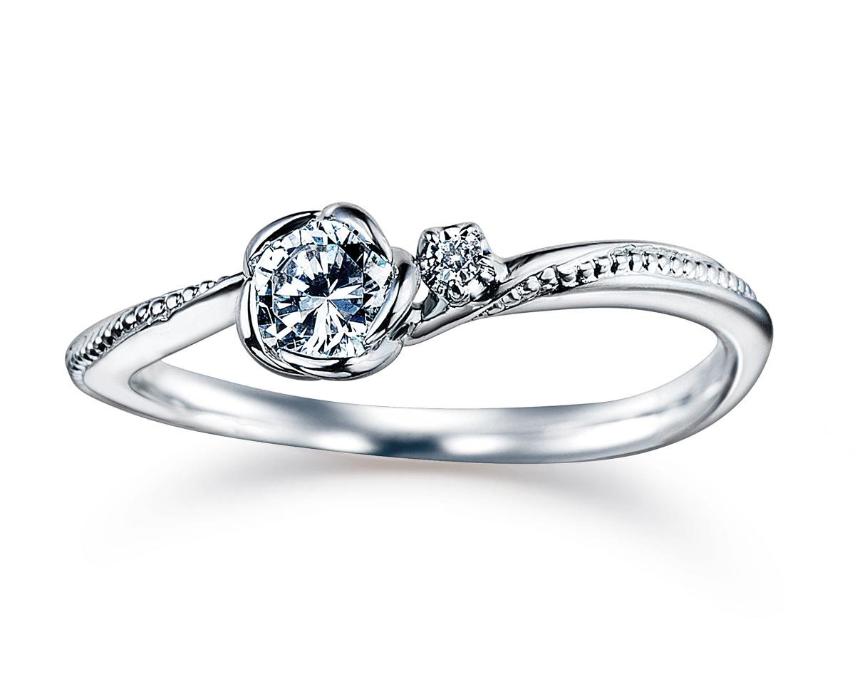 婚約指輪(エンゲージリング)商品ID:3590
