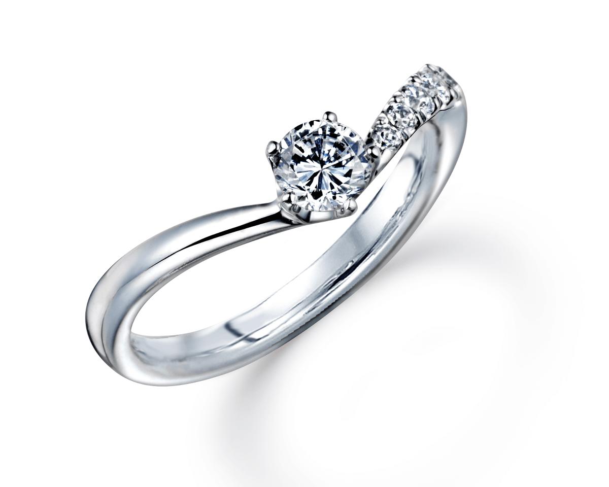 婚約指輪(エンゲージリング)商品ID:3591