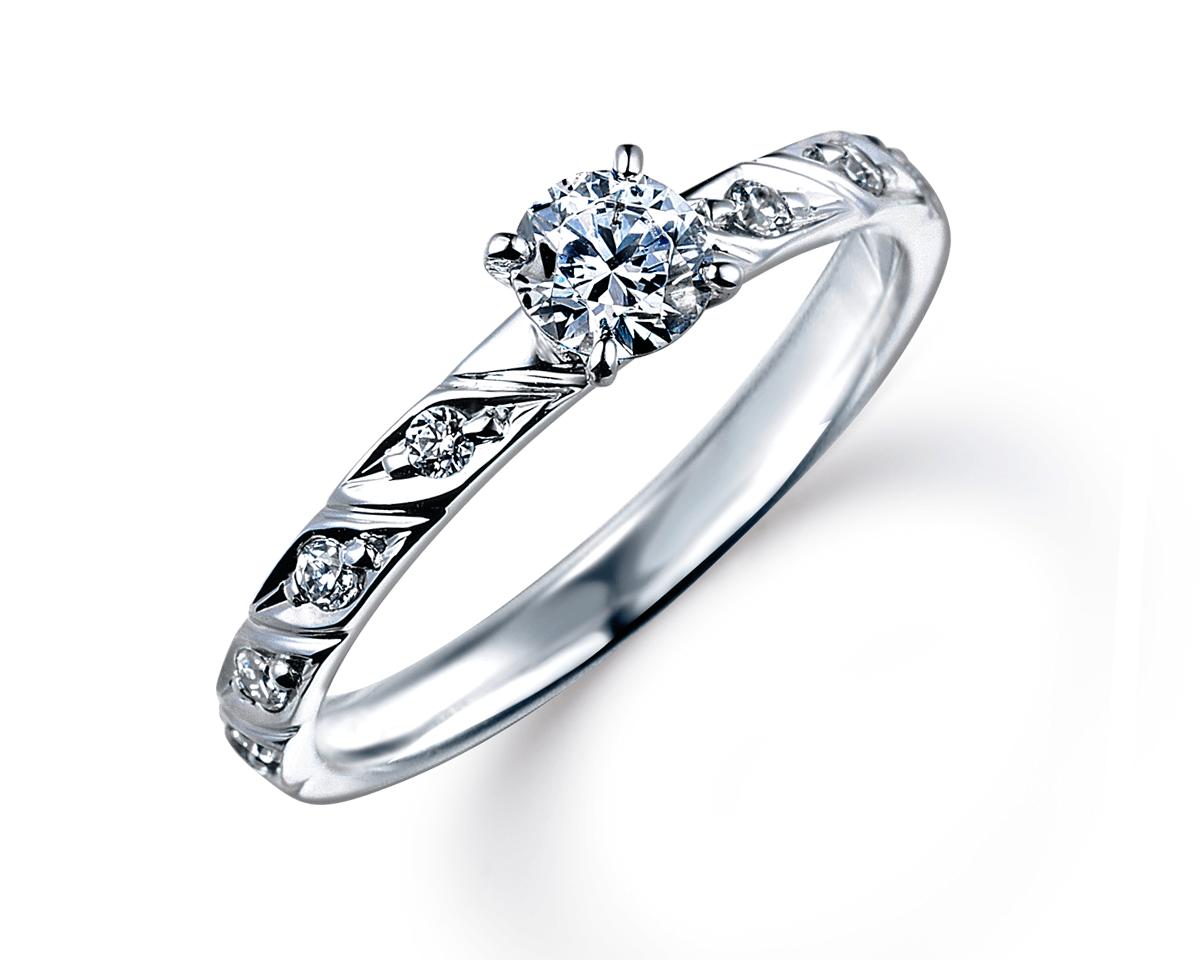 婚約指輪(エンゲージリング)商品ID:3631