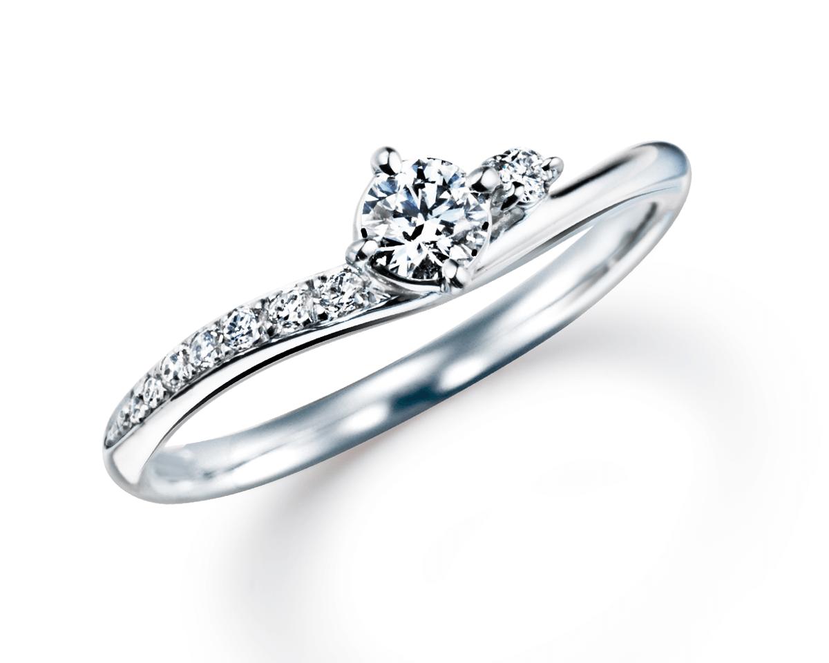 婚約指輪(エンゲージリング)商品ID:3991