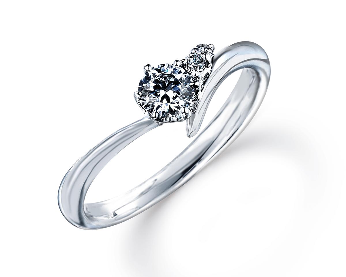 婚約指輪(エンゲージリング)商品ID:4040