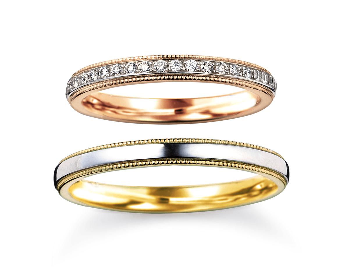 結婚指輪(マリッジリング)商品ID:4063
