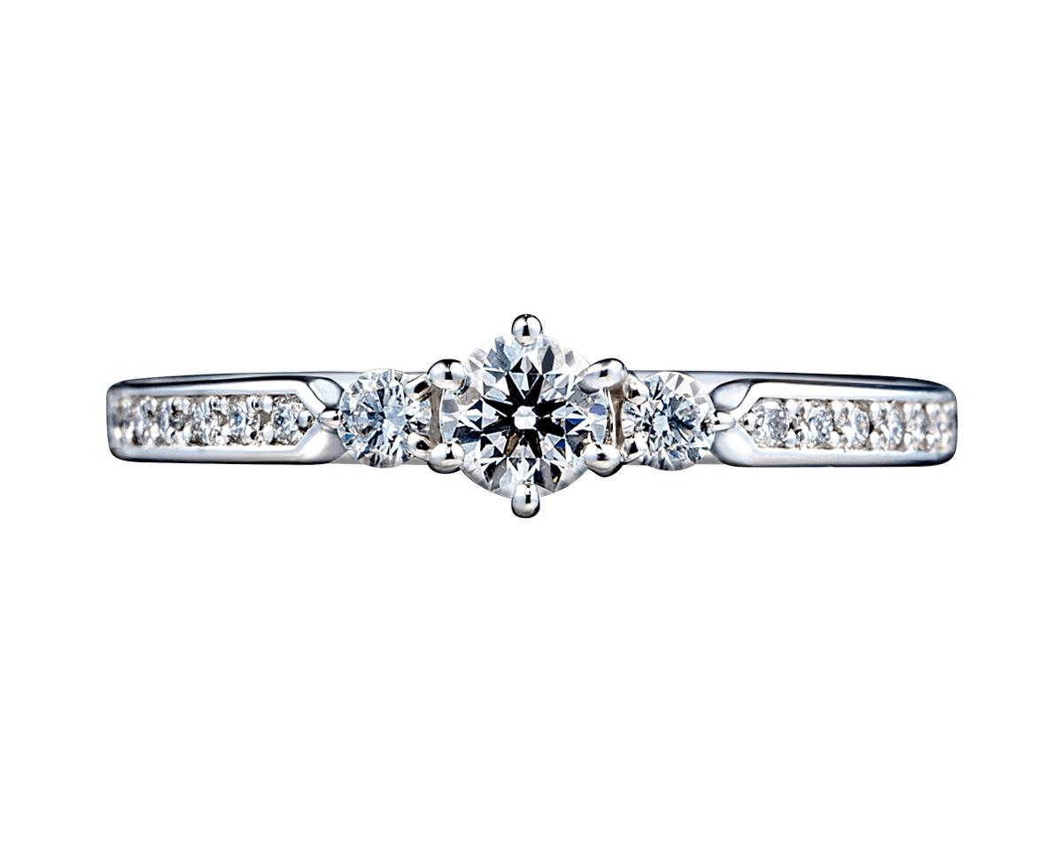 婚約指輪(エンゲージリング)商品ID:4623