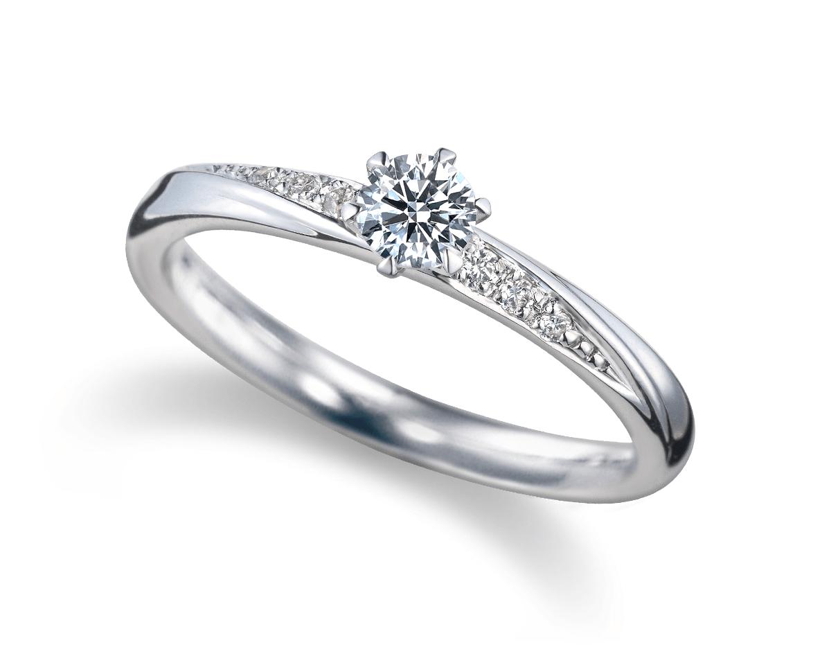 婚約指輪(エンゲージリング)商品ID:4624