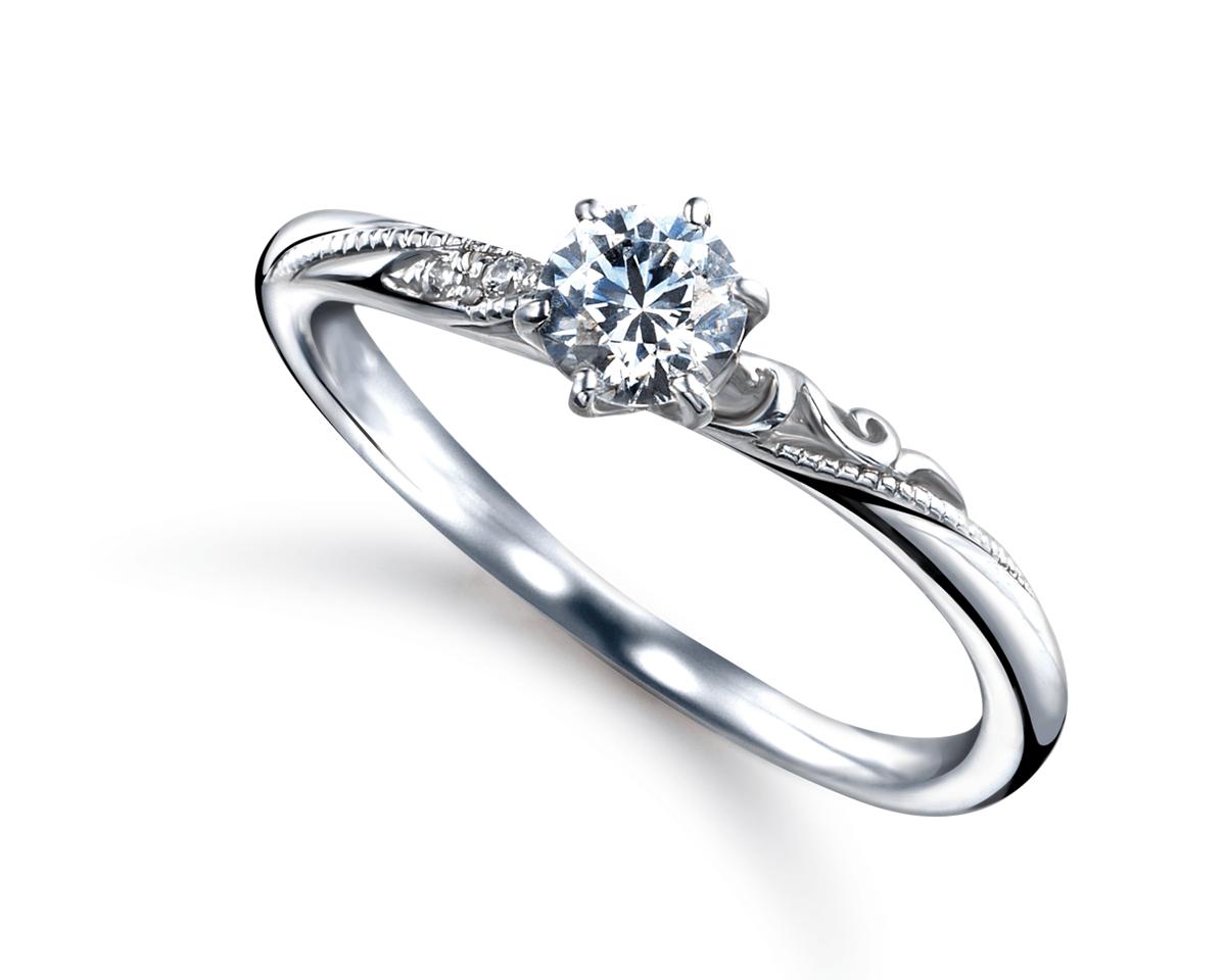 婚約指輪(エンゲージリング)商品ID:2871